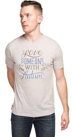 Do you love someone with autism? Here is a great way to support! Plus, each purchase donates $14 to Autism Speaks! #Sevenly