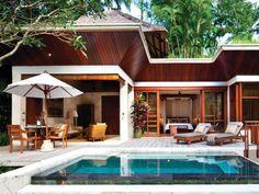 Opulent Exotic Getaway: Four Seasons Resort Bali