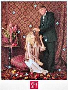 Marla Maples, Melania Knauss Trump, Donald Trump Pictures, Funny Photoshop, Guinness Book, New Politics, Ivanka Trump, Cute Photos, New Image