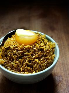 Fried rice with chinese sausage mixed frozen vegetables and eggs gold on gold curry fried rice forumfinder Gallery