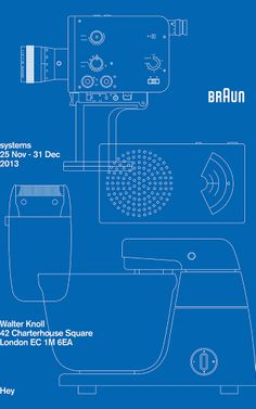 12   34 Posters Celebrate Braun Design In The 1960s   Co.Design   business + innovation + design