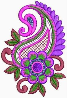 Greek Custom Knitting Applique Designs - Embdesigntube