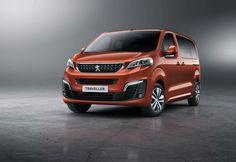 Toyota y grupo PSA (Peugeot y Citröen) presentan nuevas minivan