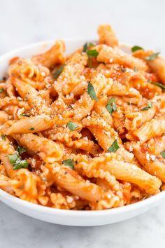 11 Pastas That Taste Better Than Spaghetti