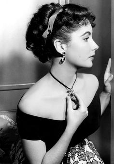 Elizabeth Taylor in A Date With Judy (1948).