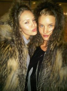 Candice and Rosie