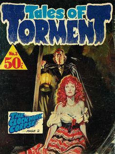 Cover for Tales of Torment (1978 series) #3