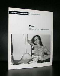 Lee Friedlander # MARIA # 1st ed., mint, 1992