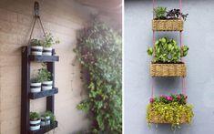 Kreatives Urban Gardening statt langweilige Geranien: Hier sind kreative Ideen, wie du dieses Jahr deinen Balkon bepflanzen kannst – mit Tomaten, Kräutern, Erdbeeren und mehr.