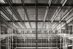 2006-2014 Harvard Art Museums renovation and expansion | Renzo Piano | Photography © Nic Lehoux.