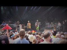 ▶ Twiddle 'Hatti's Jam/Be There' Gathering of the Vibes 2014 - YouTube