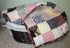 Lovely Blush Patchwork Quilt