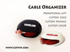 Retractable cable winder #promotionalGifts
