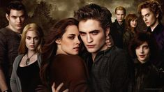 Twilight is back! And there are 5 movies on its way!