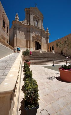Cathedral of the Assumption, Cittadella - Cathedral of the Assumption, Cittadella (The Citadel), Victoria aka Rabat, Gozo, Malta