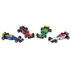 Racerbil i metal, Formula