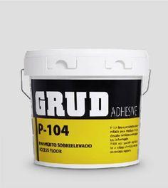 GRUD P104 - Adesivo especial -- GRUD P104 - Special adhesive  #itcom #itcomindustrial #pavimentosobreelevado #arquitectura #raisedflooring #accessfloor #architecture #architektur