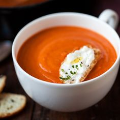10 Ways to Dress Up a Can of Tomato Soup