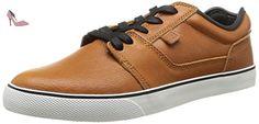 DC Shoes Tonik Lx, Baskets mode homme - Marron (Brn), 39 EU - Chaussures dc shoes (*Partner-Link)
