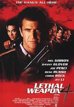 Lethal Weapon 4 1998 film