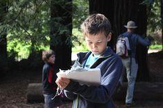 Briar recording his sightings