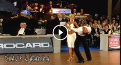 Wow, that was amazing show dance ! This video is from 2000 ! May I remind you that Slavik & Joanna were Latin World Champions ! Enjoy !