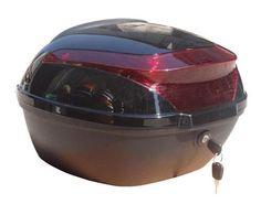 Motorradkoffer Roller Koffer 43 Liter