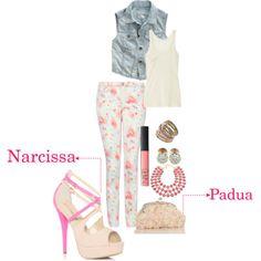 Narcissa platform strappy sandal #shoes