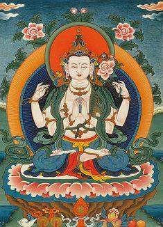avalokiteshvara, my favorite bodhisattva.