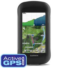 Garmin Montana 680t handheld GPS device is the perfect partner for walking/hiking. Featuring a 4-inch colour touchscreen, the Montana 680t can be viewed either in landscape or portrait orientation: http://www.activegps.co.uk/garmin-montana-680t.htm
