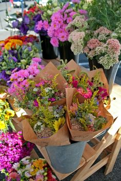 Flower Farming/Flowers-only CSA
