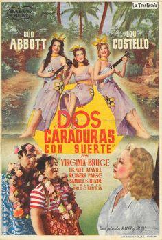 Dos Caraduras con Suerte - Programa de Cine | La Trastienda Antigua