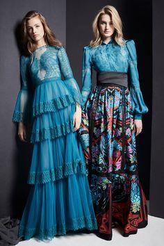 Zuhair Murad Fall 2019 Ready-to-Wear Fashion Show - Vogue Look Fashion, High Fashion, Fashion Show, Fashion Design, Zuhair Murad, Couture Fashion, Runway Fashion, Womens Fashion, Paris Fashion