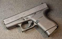 Glock 43 Sight options