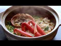 【料理オプション】てんぼ蟹の土鍋ご飯