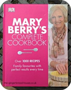 Mary Berry complete cookbook she is queen