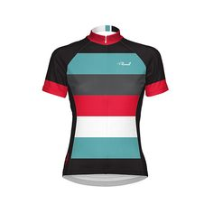 Bold Red Women's Cycling Jersey from PRIMAL... $70.00