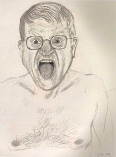 ART & ARTISTS: David Hockney self-portraits