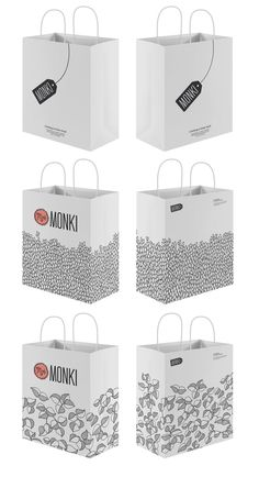 Monki by Isa Lloret #graphic #packaging #design