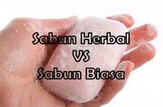 Perbedaan Sabun Herbal dan sabun biasa