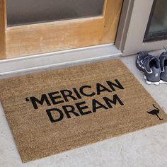 'Merican Dream Doormat