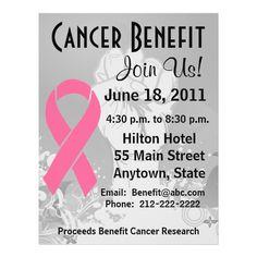 benefit flyers