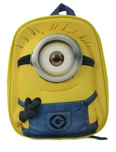 Kids Despicable Me  Minions  Backpack c5ccb79a26cca