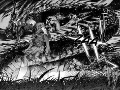 The evil side of Souichiro Nagi from Tenjho tenge.