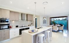 The Stretton Home -  Metricon 2 ovens instead of a wide one?