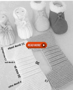 There are many booties for baby, but it is easiest and beautiful booties with pearls to make. Knit Baby Booties, Baby Knitting, Christmas Stockings, Baby Shoes, Booty, Pearls, How To Make, Kids, Beautiful