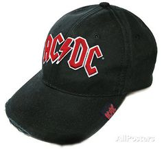 #Ac/dc- red on #white logo #snapback hat size one size,  View more on the LINK: 	http://www.zeppy.io/product/gb/2/281958381751/