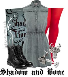 Shadow and Bone by L