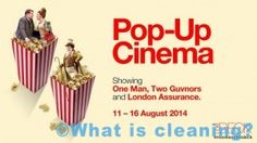 Join the luxury event The Deck Pop-Up Cinema!