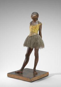 Degas's Little Dancer